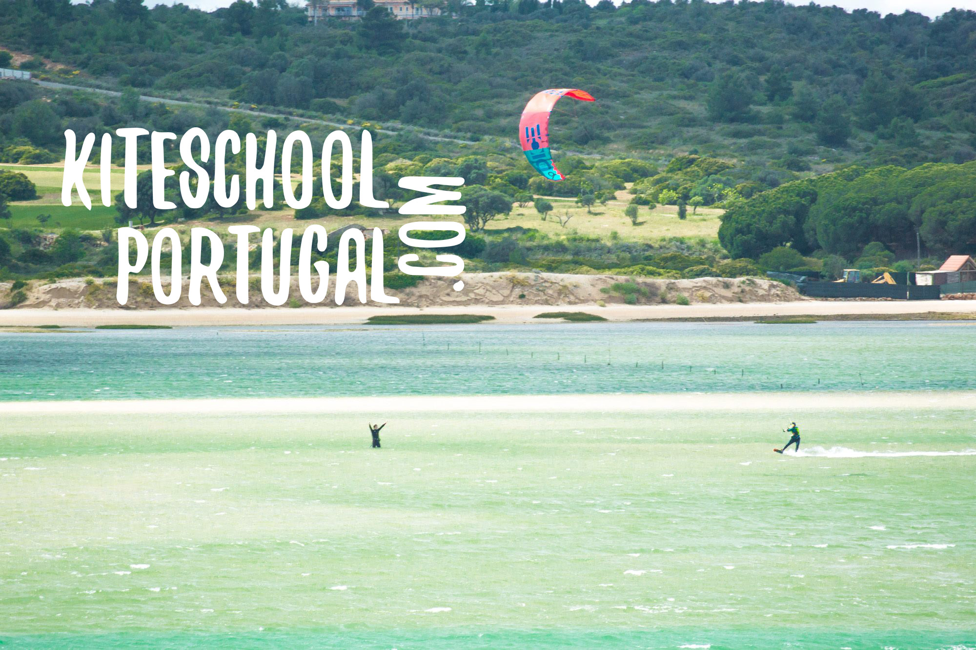 Kiteschool Portugal - To make you ride is our mission